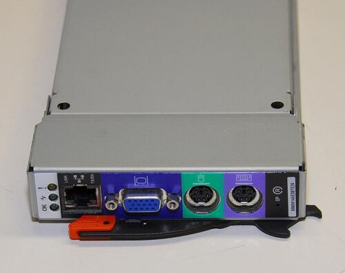 IBM eServer BladeCenter 8677-3XU Server 39M4945