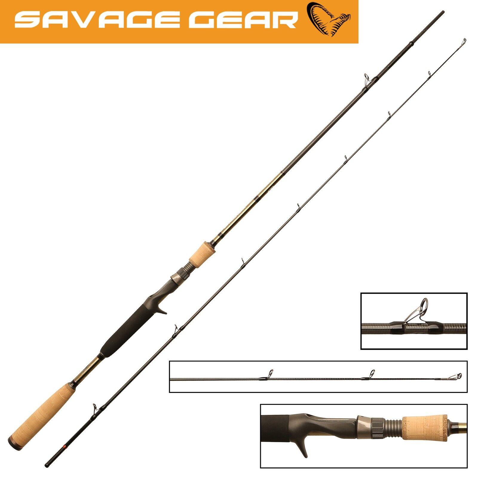 Savage Gear Butch Light XLNT2 205cm 30-65g - Leichte Jerkbaitrute Jerkrute
