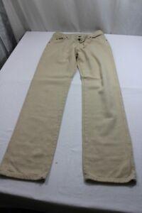 Texas L34 W33 Sehr Jeans J7726 Beige Gut Wrangler 1Sq5vv