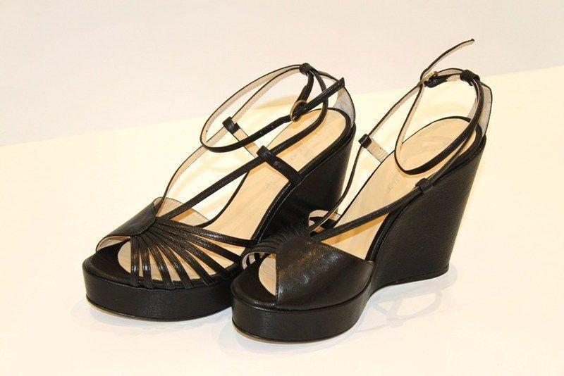 zapatos TWIN SET  - 50% 50% 50% mujer zapatos zapatos C80910 negro MIS.37 PP 11 e30d40
