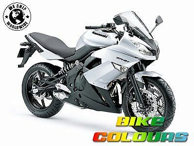 USA 3 STAGE KAWASAKI TOUCH UP PAINT KIT ZX10R Z750S VN1600 2005 PEARL MAGMA RED