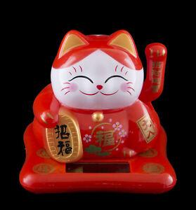 Estatuilla-Gato-Japones-Solar-7-5-CM-Rojo-Maneki-Neko-Botones-Animada-40690