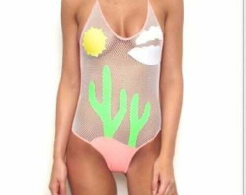 LEE+LANI Cactus Suit
