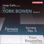 Joop Celis Plays York Bowen, Vol. 2 (CD, Mar-2007, Chandos)