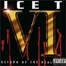 "Ice T ""VI Return of the Real"" CD Neu"