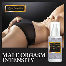 AGENT SEDUCTION STIMULATING GEL FOR MEN – SEX STAMINA AROUSAL LIBIDO HORNY