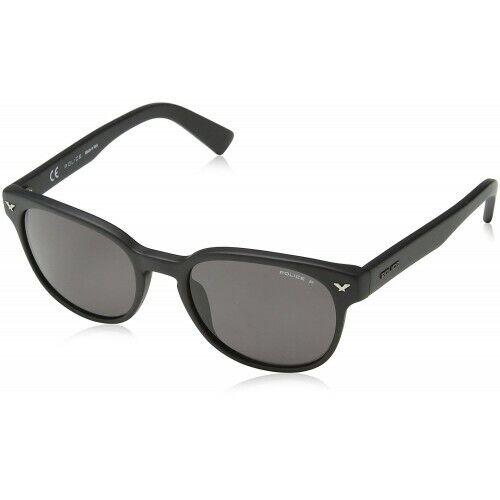 POLICE Unisex Sonnenbrille Sunglasses SPL SPL SPL 143 Master 4 Schwarz Rund neu B066 | Internationale Wahl  030389