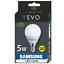 LED-Lampe-E14-5W-5erPack-SMD-Kaltweiss-Neutralweiss-Warmweiss-ersetzt-50-W Indexbild 3