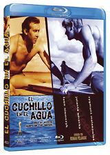 Knife In The Water NEW Classic Blu-Ray Disc Roman Polanski Leon Niemczyk Poland