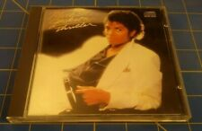 Michael Jackson Thriller 1982 Epic Vinyl Record LP Qe38112