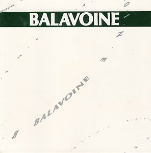 Balavoine-2xCD-Balavoine-France-EX-EX