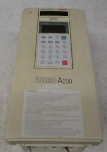 mitsubishi freqrol a200 5hp variable frquency drive fr a240 3 7k ul rh ebay com  mitsubishi freqrol-a200 manual pdf