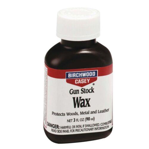 Birchwood Casey Arme à Feu Stock Cire pour Fusil Fusils