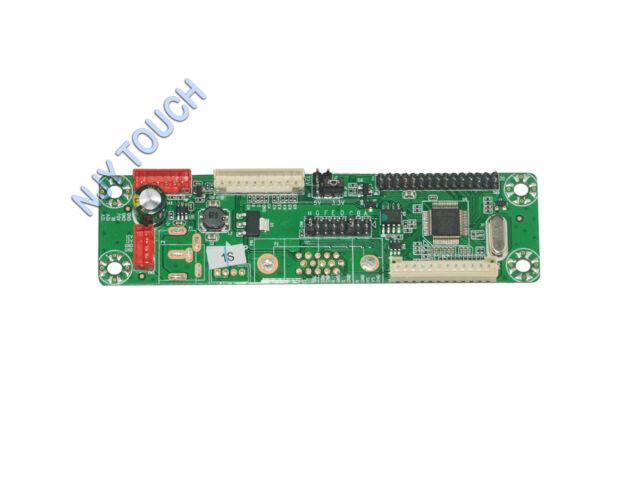 "MD Powerful Universal VGA LCD Controller Board DIY LVDS Panel 10""- 42"" 1920x1200"
