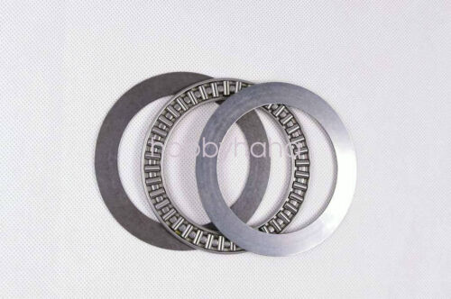 1pcs 160 x 200x5mm AXK160200 Thrust Needle Roller Bearing With Two Washers Each