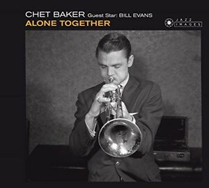 Chet-Baker-Bill-Evans-Alone-Together-New-CD-Spain-Import