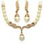 Fashion-Women-Rhinestone-Crystal-Choker-Bib-Statement-Pendant-Necklace-Chain-Set thumbnail 6