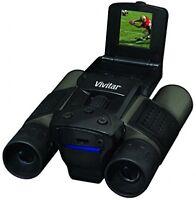 Vivitar 8mp Digital Binocular Camera Photography Images 12x Zoom,colors May Vary on Sale