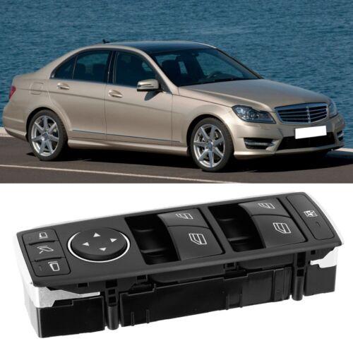 Interruptor de Control de Ventana Maestro De Alimentación Para Mercedes-Benz W204 2049055402 A2128208310
