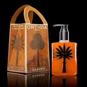 Ortigia Zagara Orange Blossom Liquid Soap 300ml