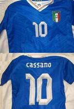 MAGLIA CALCIO ITALIA ANTONIO CASSANO 10 ANNI YEARS BAMBINO EUROPEI 2012 7 8 9 11