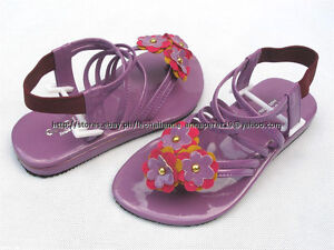 SO-CHEAP-GOOD-LUCK-STRAPPY-SANDALS-SHOES-3-4-yo-SZ-11-27-MADE-IN-KOREA