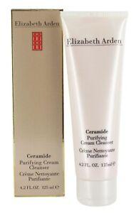 Elizabeth-Arden-Ceramide-Purifying-Cream-Cleanser-4-2-FL-OZ-Open-Box