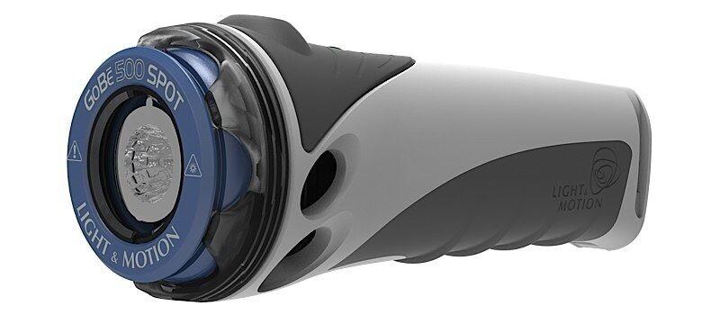 Light & Motion Gobe S 500 Spot Torcia Subaquea nuovo da Rivenditore