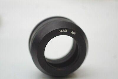 German STASI thread lens onto Canon EOS M  mount Adapter