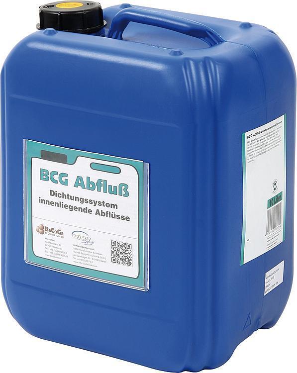BCG Abfluss Flüssigdichter Flüssigdichter Flüssigdichter 5 Liter  Dichtmittel Abwasser Wasserverlust  /l 9921d3
