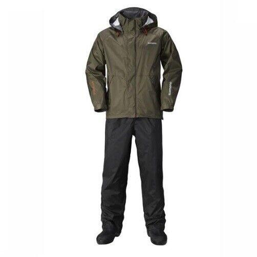 Shiuomoo DS dryshield Basic SUIT TAGLIA XL tuta pioggia giacca e pantaloni