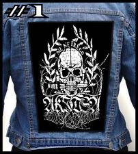 AKITSA --- Huge Jacket Back Patch Backpatch --- Various Designs