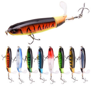Assorted-Fishing-Lures-Topwater-Floating-Popper-Bait-Bass-Crankbait-Hooks