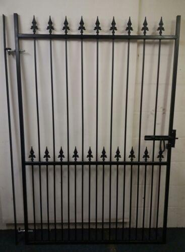 IRON GRILL GATE METAL GATE DOOR GATE SIDE GATE PEDESTRIAN GATE
