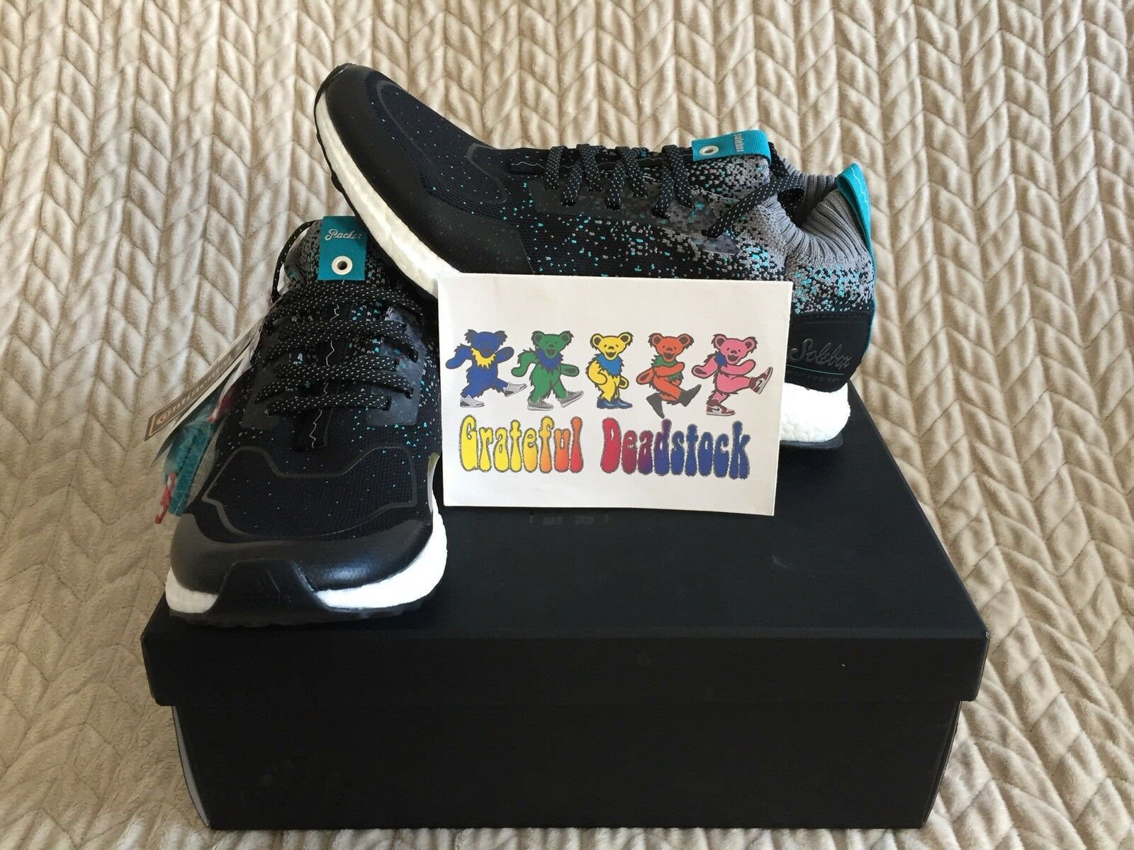 Packer x solebox adidas ultra 10,5) impulso mid (dimensioni 10,5) ultra 3adc97
