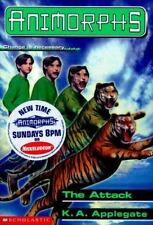 Animorphs: The Attack No. 26 by K. A. Applegate (1999, Paperback)