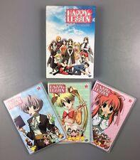 Happy Lesson - Teachers Pet Collection (DVD, 2005, 4-Disc Set)