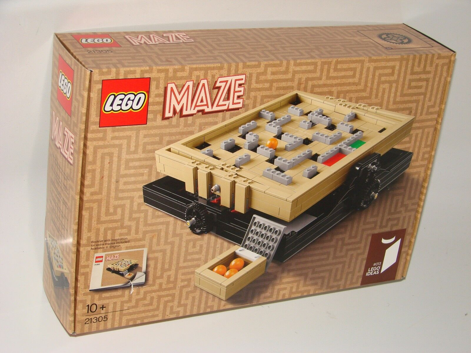 LEGO® Ideas 21305 Maze  Irrgarten NEU 2te Wahl Schaden Schaden Schaden  NEW 2nd choice_damages 129dba
