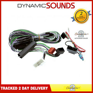 Details about CT20JP04 Car Stereo Wiring Harness Adaptor ISO Loom Lead on