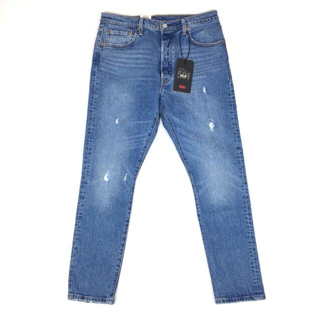 ac528d63 Levi's Women's 501 S SKINNY Jeans Size 33 X 28 Stretch Fit Premium Denim