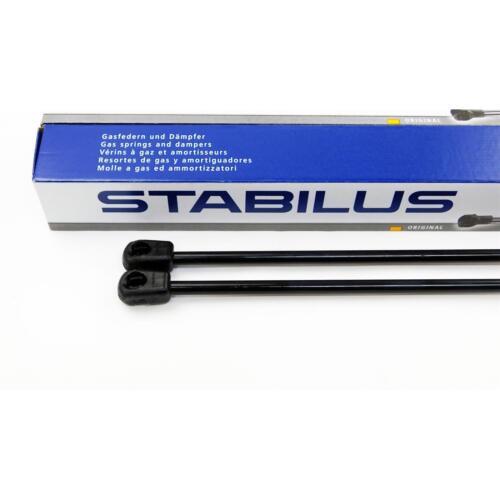 2x original STABILUS amortiguador lift-o-mat portón trasero Mazda 3 BK 016990