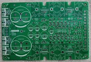 Assembeld Sigma22 Linear Regulated Power Supply board Symmetric voltage   L17-29