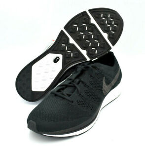 375b1529c53e Nike Flyknit Trainer Black Running Shoes  AH8396-007  Mens Size 8 ...