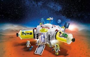 PLAYMOBIL-9487-Mars-Space-Station-NEW-2018-S-amp-H-FREE-WORLDWIDE