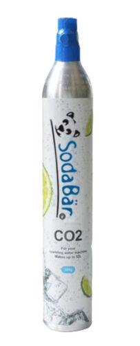 PER trinkwassersprudler levivo//mysodapop//aarke CILINDRO co2 425g 60 L uva.