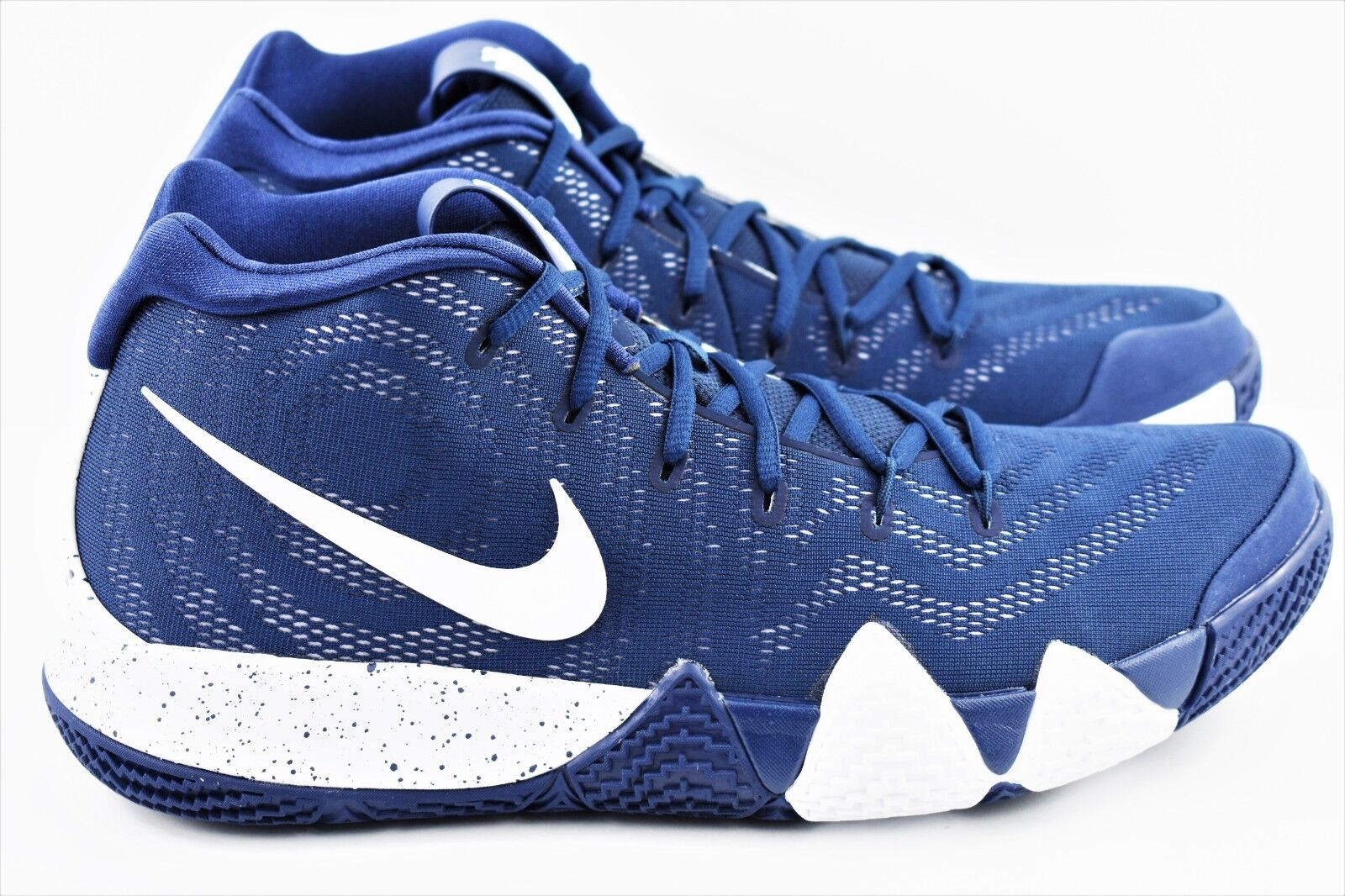 Nike Kyrie 4 TB Mens Size 13 Basketball shoes bluee Bank Collection AV2296 402