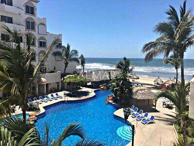 Departamento con Vista al Mar, en Mazatlán!