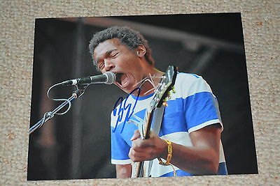 20x25 Cm Knowledgeable Benjamin Booker Signed Autograph In Person 8x10 Good For Antipyretic And Throat Soother
