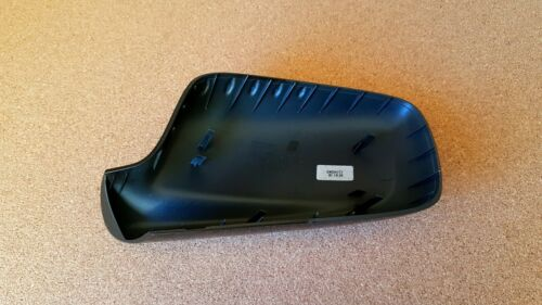 SPIEGELKAPPE Abdeckung Gehäuse lackiert BMW E46 COUPE CABRIO E65 E66 schwarz