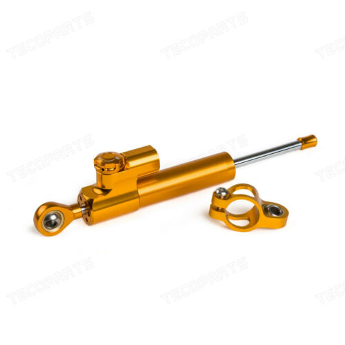Motorcycles Steering Damper Stabilizer Linear Reversed Safety Control Universal